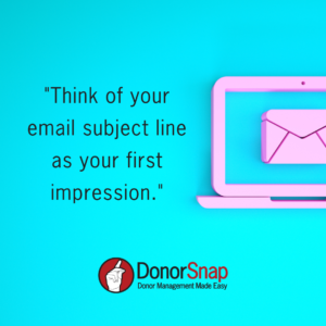 Email quote graphic