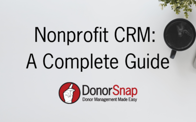 Nonprofit CRM: A Complete Guide for 2021